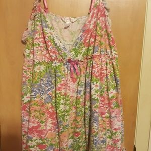 Cacique nightgown.